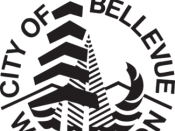 Official seal of Bellevue
