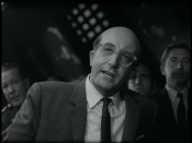 English: Peter Sellers as President Merkin Muffley in Stanley Kubrick's 1964 film, Dr. Strangelove.