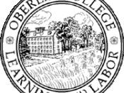 Oberlin College seal