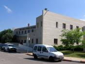 English: Mateh Asher Regional Council building