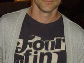 Breckin Meyer in February 2007