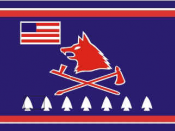 Flag of the Pawnee Nation