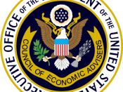 English: Seal of the Council of Economic Advisers