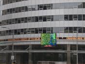 ABC 7 News Broadcast Center -- 1100 Wilson Boulevard Rosslyn (VA) November 7, 2012