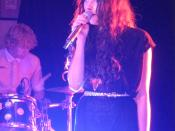 English: Eliza Doolittle in August 2010