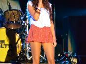 English: Eliza Doolittle in August 2011