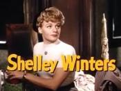 Screenshot of Shelley Winters from the trailer for the film Tennessee Champ