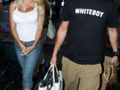 English: Pamela Anderson and Kid Rock