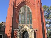 University of Melbourne (Trinity College Chapel), Parkville, Melbourne