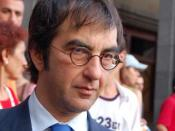 Atom Egoyan at the Third Golden Apricot Film Festival