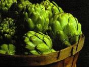 Castroville's nickname celebrates its status as a producer of artichokes.
