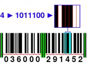 UPC EANUCC-12 barcode