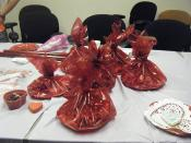 Valentines Day baskets