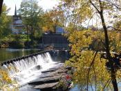 Chicopee Falls Dam