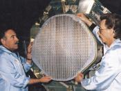 The AN/APG-77 AESA radar