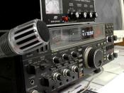 An example of an Amateur Radio Station