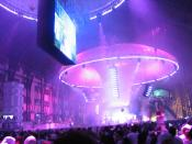 Sensation White 2008. Location unknown.
