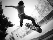 English: This is from a photo session for some skaters in my city Alexandria, Egypt