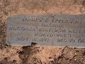 James E Epperson 1892-196