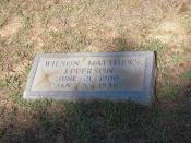 Wilson Matthews Epperson