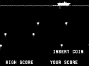 Sea Wolf, the first video game to use the term