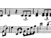 English: Theme of the Wedding March, from Mendelssohn's incidental music Ein Sommernachtstraum, Op. 61.