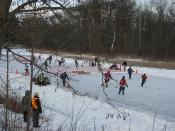 Pond Hockey Tournament, Rawden Creek, Stirling Ontario_4195
