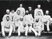 Australian cricket squad