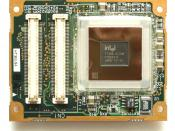 English: CPU Intel Mobile Pentium MMX 300 MHz (Tillamook)