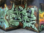 Honke - LosAngeles Graffiti Art