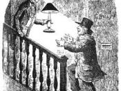 Book illustration from Great Expectations