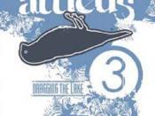 Atticus: ...Dragging the Lake, Vol. 3