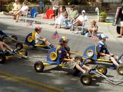 Cub Scout Racers