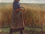 """""""Summer"""" (1890 painting by Leopold Graf von Kalckreuth)"""