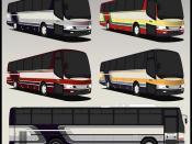 Bus Livery Design