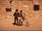 ARIZONA-HOPI INDIAN RESERVATION - NARA - 544432