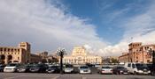 Yerevan, the Republic Square