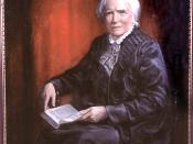 Portrait of Elizabeth Blackwell by Joseph Stanley Kozlowski, 1905. Syracuse University Medical School collection.