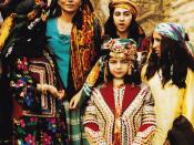 English: Shabanu Farah Pahlavi visits Lorestan, Iran