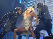English: Britney Spears performing