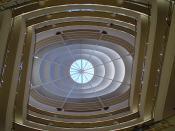 Nordstrom ceiling