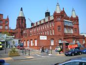 English: Birmingham Children's Hospital, Birmingham, England, photographed by me 11th May 2006.