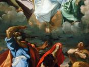 The Transfiguration Lodovico Carracci 1594
