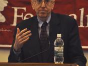 English: Judge Richard Posner at Harvard University