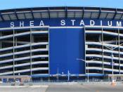 Français : Le Shea Stadium.