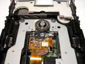 SCSI CD Writer Optical