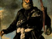 Italiano: Pirata saraceno, o/tl, 172 x 123 cm, Louvre, Paris