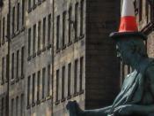 David Hume's new hat