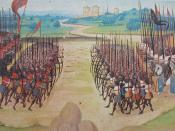 Battle of Agincourt (1415) Français : Bataille d'Azincourt (1415) Deutsch: Schlacht von Azincourt (1415)