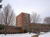 English: Main Building, Luther College, Decorah, Iowa
